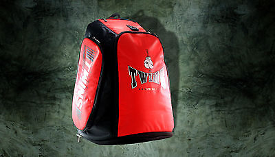 Twins Special Thai Boxing BAG Red Color from Thailand