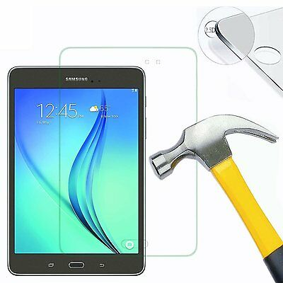 "Genuine Tempered Glass Film Screen Protector For Samsung Tab A 10.1"" SM-T580T585"
