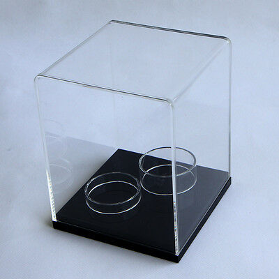 Acrylic Display Case / Basketball  / Model Display Case -30(W)x30(D)x30(H)cm