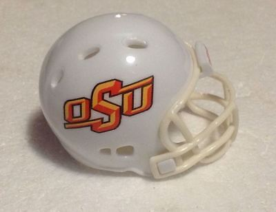 American Football College RIDDELL Pocket Pro Helmet OKLAHOMA STATE COWBOYS