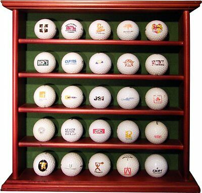 Longridge Balls Wood Cabinet 25 Ball