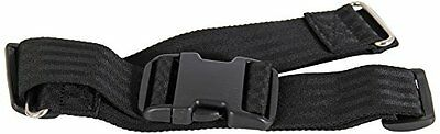 Patterson Medical Maximum Waist Wheelchair Belt Strap with Buckle - 48-inch