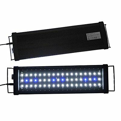 AquarienEco LED Aquarium light 1.37-2 FT / 16.5-23 IN / 42-60 CM Freshwater Led