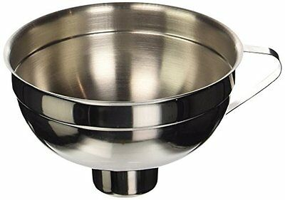 Kitchen Craft Home Made Stainless Steel Jam Funnel