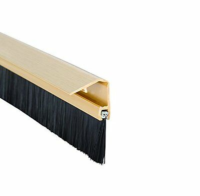Stormguard 02SR0720838G 838mm Bottom of The Door Brush Strip Draught Excluder