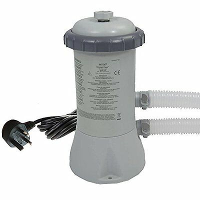 Intex Krystal Clear Filter Pump 2006 Litres (530gal) per hour for pools up to 15