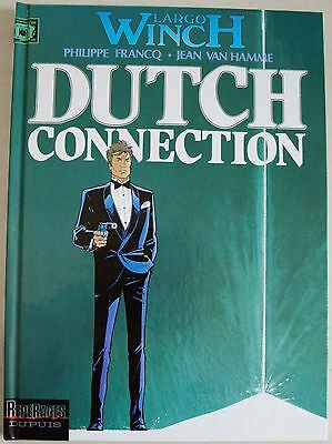 Largo Winch T 6 Dutch Connection FRANCQ & Van HAMME éd Dupuis 1995