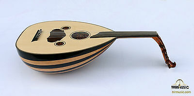 Turkish Quality Walnut And Maple  String Instrument Oud Ud Ao-102