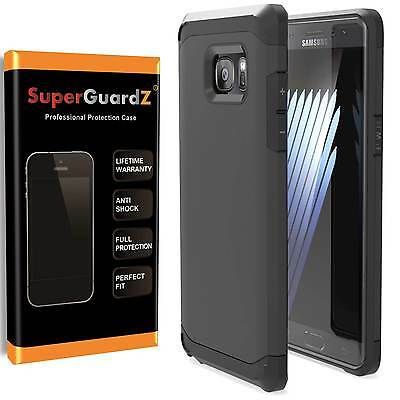 2X SuperGuardZ® Shockproof Protective Cover Case Armor For Samsung Galaxy S6