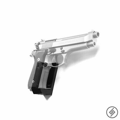 1911 .45 ACP Wall Mount - Low Profile Gun Rack - Pistol Wall Display Hook - USA