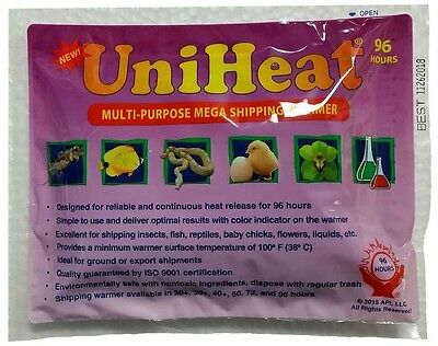 Uniheat 96 hours Shipping Warmer Heat Pack
