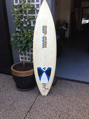 Surfboard Rip curl Vintage Made At Bells Beach