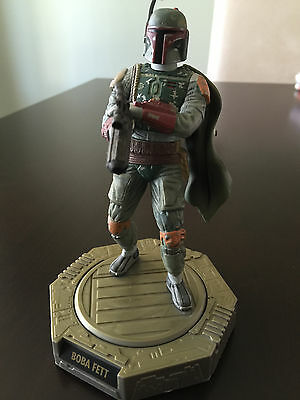 Star Wars Epic Force Boba Fett figure by Hasbro 1998 Lucas Films