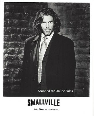 Smallville John Glover Lionel Luther 8x10 Photo