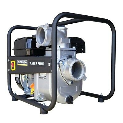 Petrol 3 Inch Water Transfer Pump High Flow 7HP THORNADO