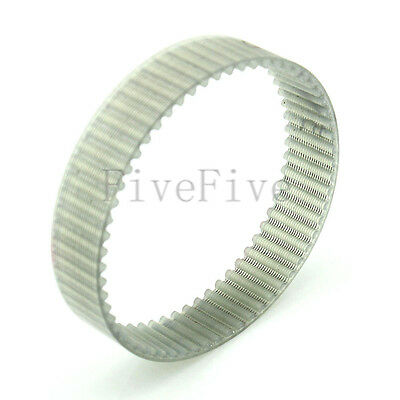 HTD 5M 300mm to 600mm PU Closed Timing Belt 15mm Width 5mm Pitch For CNC Drives