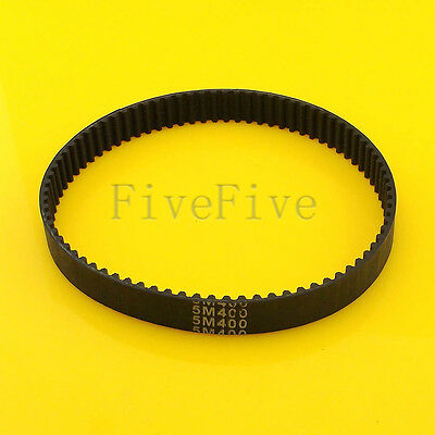 HTD 5M 400/405/410/425/450/475mm Rubber Closed Timing Belt 15mm Width For CNC