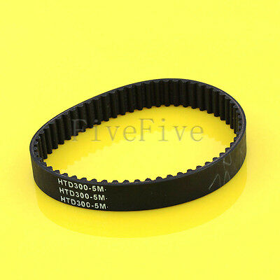 HTD5M 200/270/300/325/350/375/410mm Rubber Closed Timing Belt 20mm Width For CNC