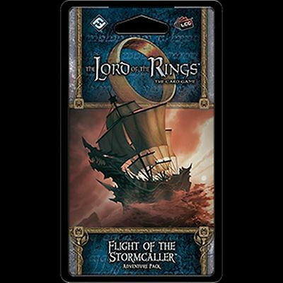 The Lord Of The Rings card game (LCG) Flight of the Stormcaller Adventure Pack