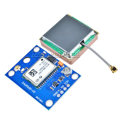 GY-GPS6MV2 GPS NEO-6M Module Aircraft Flight Controller For Arduino MWC IMU APM2