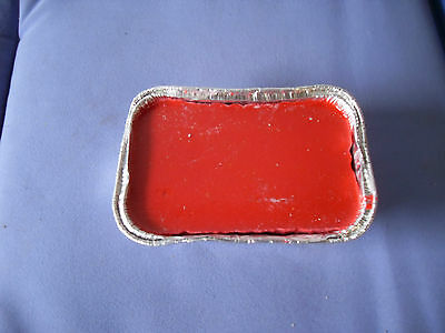 Cire a cacheter rouge (500g)