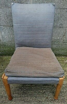 Parker Knoll Small Chair Model PK747 Mk 1, for recovering.