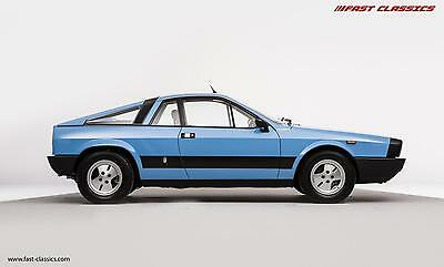 Lancia Beta Montecarlo // With only 27k miles