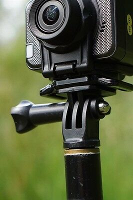 Ridgemonkey Action Camera Bankstick Adaptor Or As Adaptor Carp Fishing Tackle