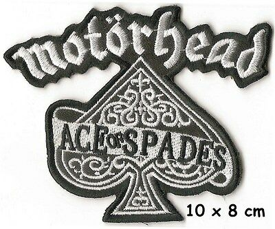 MOTORHEAD - ace of spades patch - FREE SHIPPING