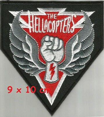 The Hellacopters - patch - FREE SHIPPING
