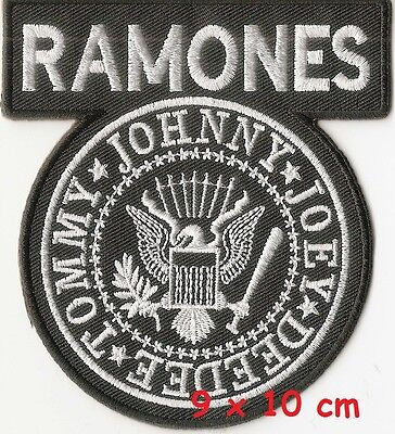 Ramones - patch - FREE SHIPPING