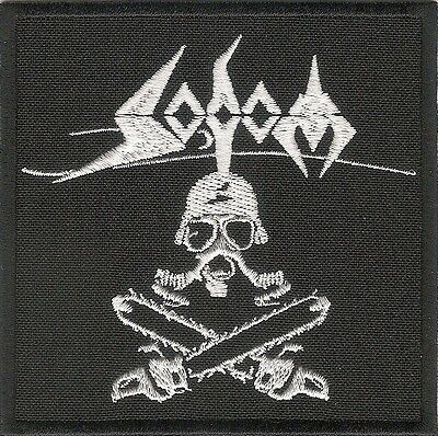 Sodom - patch - FREE SHIPPING