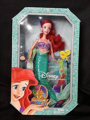 Disney Signature Collection Ariel Doll NEW Free Shipping