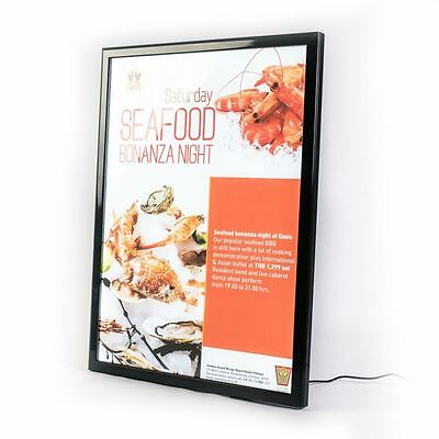 1 LED A2 Magnetic Illuminating Light box with Pureimage Menu Poster Wall Display