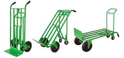 Shopping Series 3 In 1 - Convertible With Pneumatic Wheels Cm. 56X42X120H