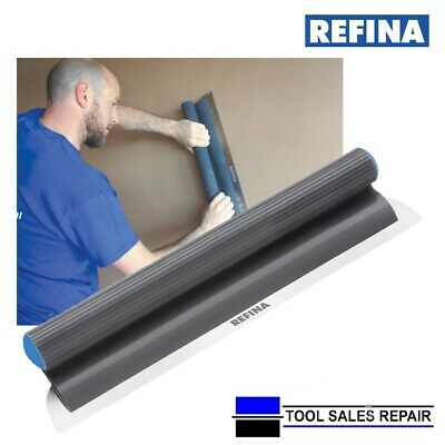 Refina Skimming Spatula Stainless Steel Roll Top Grip