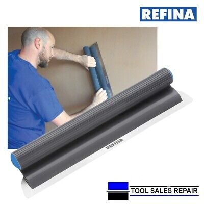 Refina Spatula Stainless Steel Skimming Spat Roll Top Grip
