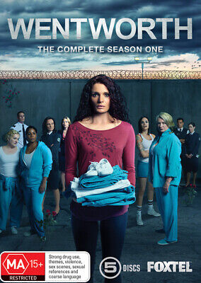 Wentworth: S1 Series / Season 1  DVD R4