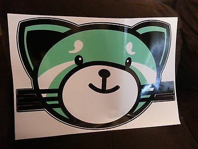 "The Weeknd - Kiss Land - Limited Large Sticker (12.5"" x 18.5"") - Drake Future"