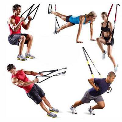 Fitness Tools Treatment Trainer Suspension Strap Mount Hook Wall Ceiling Anchor