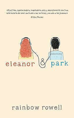 Eleanor and Park by Rainbow Rowell (2014, Paperback)
