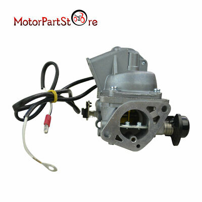 (4) Carburetor Tecumseh HMSK80 HMSK90 8 9 10HP Snowblower Generator Chipper Carb