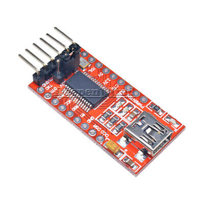 FTDI  FT232RL Serials Adapter Module Mini Port Arduino USB to TTL 3.3V 5.5V AU