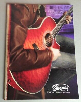 Takamine Acoustic Classical Guitars 2012 50th Anniversary Sales Catalog Brochure