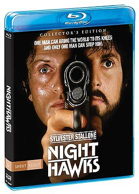 Nighthawks Collector's Edition Blu-Ray - Sylvester Stallone