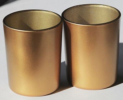 Gold Tealight Candle Holder Wedding Anniversary Table Room Decor Xmas BUY QTY RQ