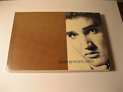 Brand New Elvis Presley 30 Pack Assorted Mixed Postcards Photos