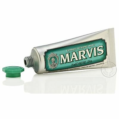 Marvis Classic Strong Mint Toothpaste - 25ml