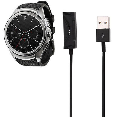 USB Dock Charger Charging Cable For LG Urbane 2nd Edition W200 Smart Watch