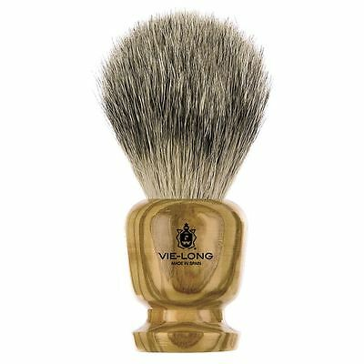 Vie-Long 16256 Grey Badger Shaving Brush